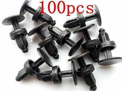 30 Cowl Panel Clip Push Type Retainer A18165 For Honda Civic Odyssey 91508SR3000