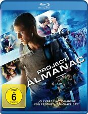 Blu-ray * PROJECT ALMANAC # NEU OVP =