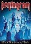 When the Screams Come by Pentagram (DVD, Aug-2011, Metal Blade)