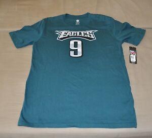 the best attitude 5546c dfdd8 Details about BNWT Philadelphia Eagles Nick Foles Youth Jersey T-shirt (XL)  Super Bowl MVP