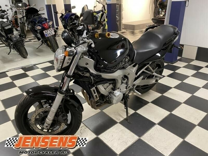Yamaha, FZ6 N, ccm 600