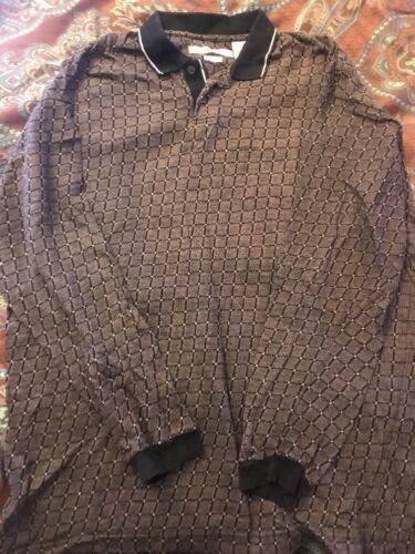 L Size Nice maniche lunghe Stock Robert a Men's Preowned Maglione pF5wE