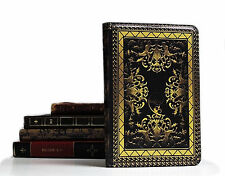 For New iPad Mini 1 2 3 Retro Book Classic Antique Angel Design Case Cover
