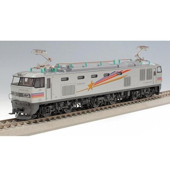 Kato 3065-2 Electric Locomotive EF510-500  Cassiopeia  - N