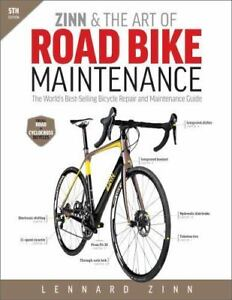 zinn and the art of road bike maintenance the world s best selling rh ebay com Chinese ATV Repair Manual Maytag Engine Repair Manual