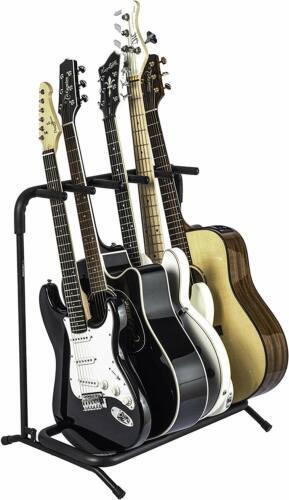 Gitarren-Halterung Proel Bass Stativ Ständer Aufbewahrung Schaumstoff faltbar