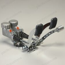Pedal Assembly 5/8 + 7/8 Bore Cylinders with Roller Pedal Vw Sand Rail Offroad