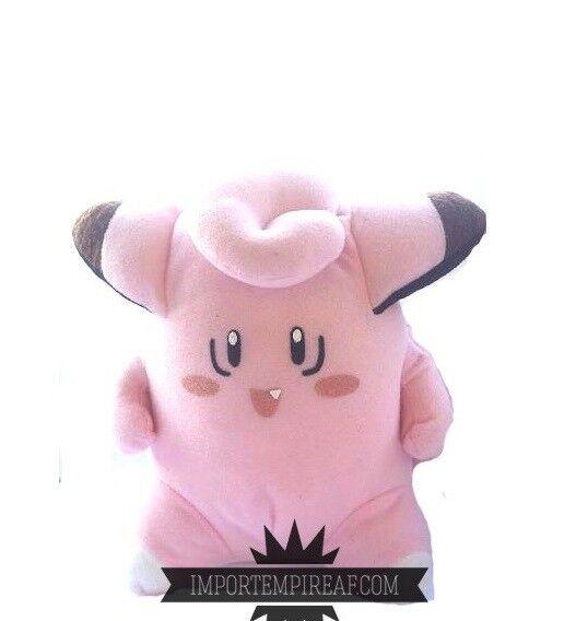 Pokemon Piepi Plüsch groß Plush melofee srikanthpadalamjayakumar Banpresto 35