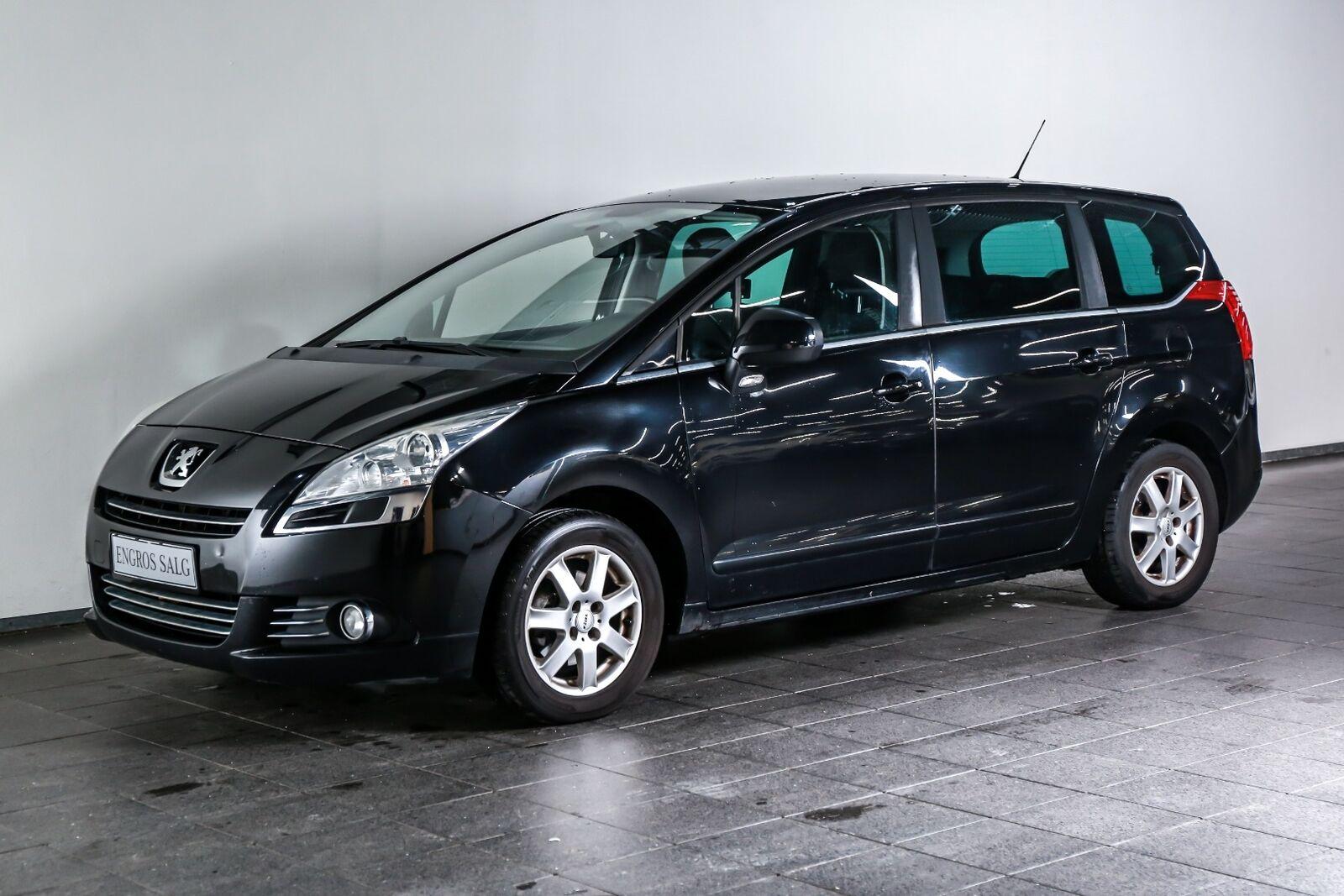 Peugeot 5008 1,6 HDi 110 Premium