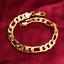 Luxury-Men-Women-Stainless-Steel-Gold-Plated-18K-Rings-Bangle-Chain-Bracelet-New thumbnail 1