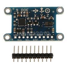 9 Axis IMU Module 9DOF Compass Acceleration Gyroscope for Arduino