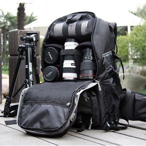professional large camera backpack dslr slr for nikon