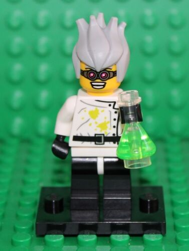 LEGO Minifigures Series 4 Crazy Scientist Minifigure NEW opened to confirm type!