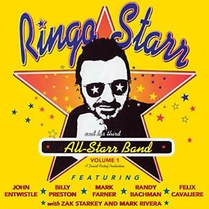 RINGO STARR AND HIS ALL STA...-VOLUME 1 CD NEW