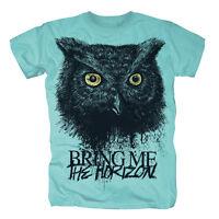 Bring Me The Horizon - Owls - Official Mens T Shirt