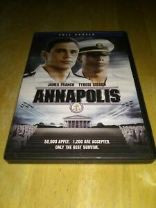 Preowned-Annapolis-Full-Screen-Edition-DVD-2006-James-Franco-Tyrese-Gibson