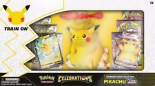 Pokemon Celebrations Pikachu VMAX Premium Figure Collection Presell Pokemon TCG