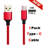 Heavy-Duty-Charging-Phone-Cable-Type-C-Micro-USB-For-Android-LG-Samsung-Charger miniature 12