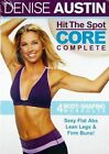 Denise Austin Hit The Spot Core 0012236201076 DVD Region 1 P H