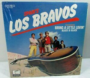 LOS BRAVOS Bring A Little Lovin LP Parrot PAS 71021 Original 1968 NM/VG++ Shrink