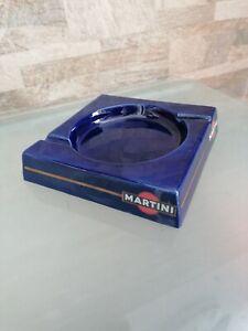 Posacenere Vintage Martini in ceramica made in Italy