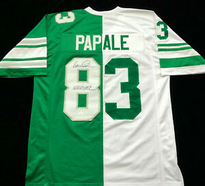 vince papale jersey