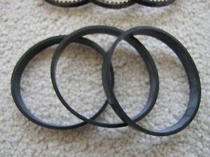 Oreck XL Upright Vacuum Belts #010-0604 3 Belts