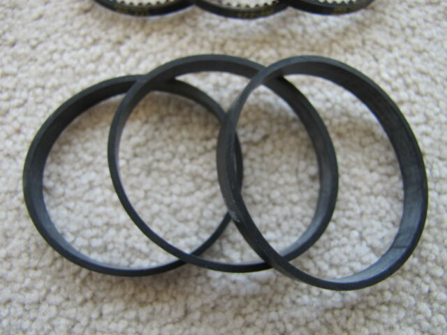 BISSELL LIFT-OFF style 8 Vacuum Belt /& fits for ORECK XL UPRIGHT  2pk NEW