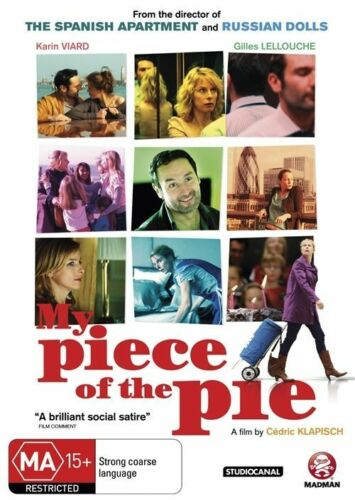 1 of 1 - My Piece Of The Pie * French with English Subtitles *  (DVD, 2012) BRAND NEW