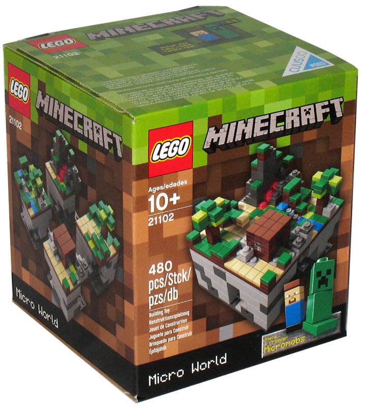 LEGO 21102 21102 21102 Minecraft NEU und OVP a37e57
