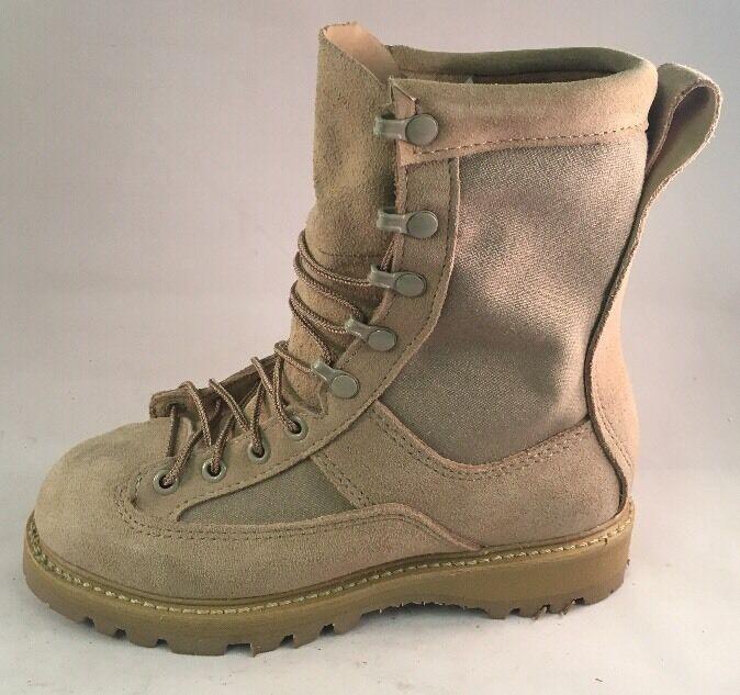 Matterhorn Boots Ladies Tan Non-insulated Flexwelt Size 5.5 Medium