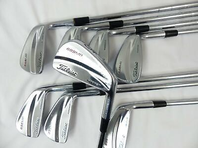 Titleist Golf 695 MB Forged Iron Set 3-PW Steel Stiff Right Hand  | eBay