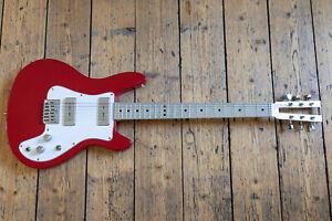 Electrical Guitar Company – TB 500 Aluminium Guitar - Travis Bean - SKB Case
