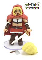 Zenescope Grimm Fairy Tales Minimates Series 1 Red Riding Hood