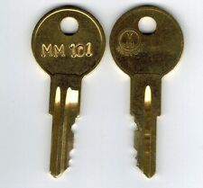 Faraday Mm101 Fire Key