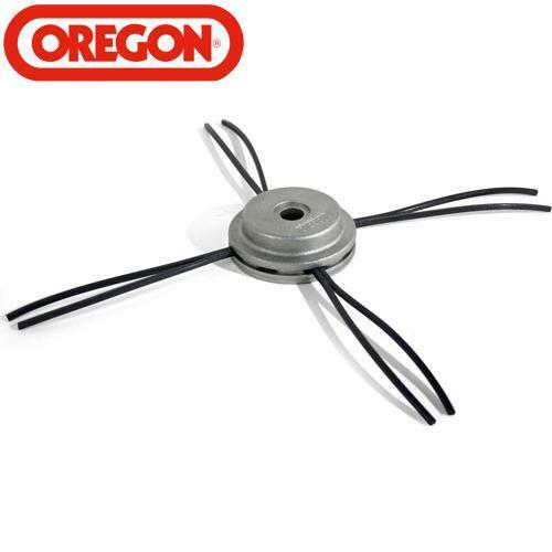 Oregon Aluminium-Fadenkopf 110980 für STIHL DOLMAR Husqvarna Motorsense