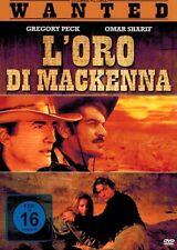 DVD NEU/OVP - Mackenna's Gold - Gregory Peck & Omar Sharif