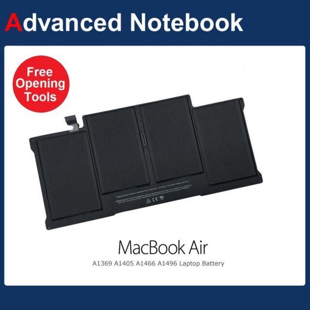 "Genuine Battery For Apple Macbook Air 13"" A1369 A1466 2010-2017 A1405"