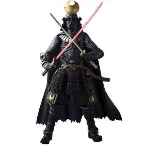 STAR WARS MARVEL Samurais figuras de acción Boba Fett Darth Vader trooper,17 cm