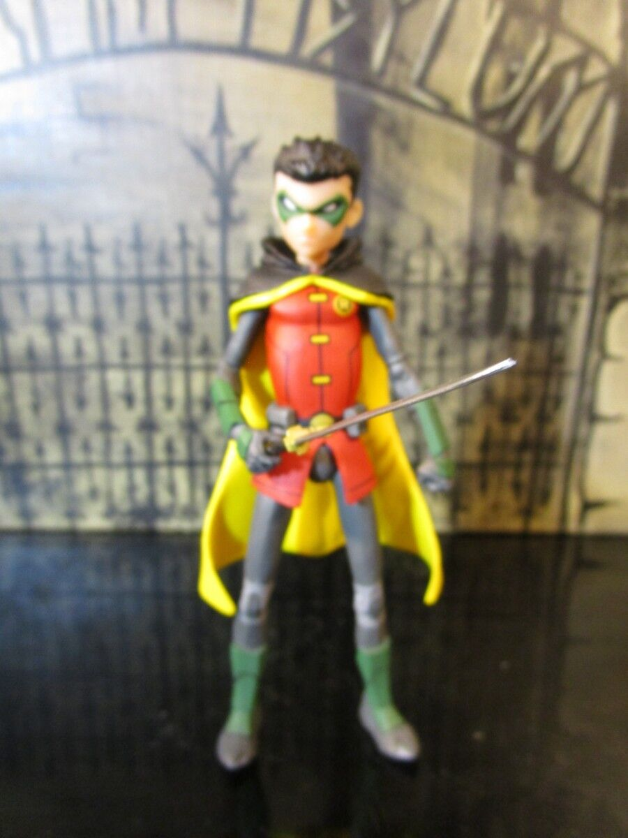 Washington, dc - universum auch animierte  sohn von batman  robin action - figur.