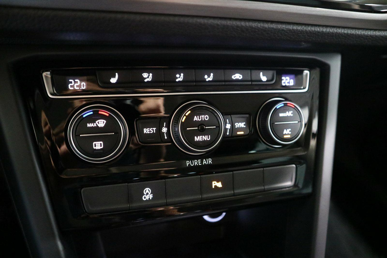 VW Touran 1,4 TSi 150 Comfortline DSG 7prs - billede 9