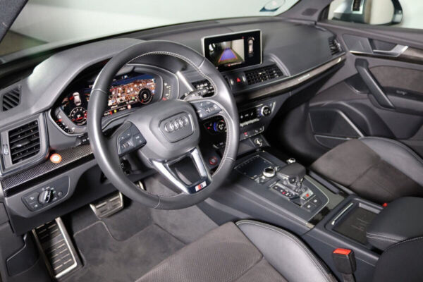 Audi SQ5 3,0 TFSi quattro Tiptr. billede 6