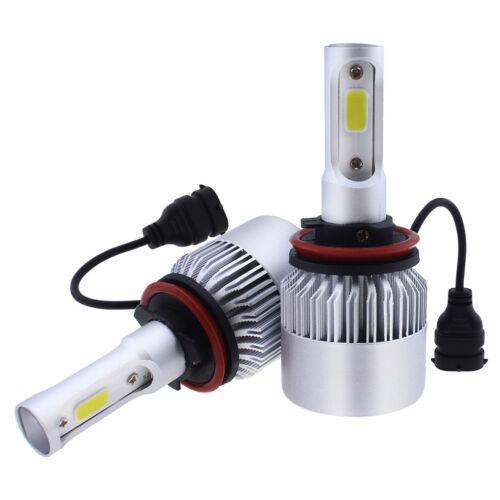 H11 Fog Lights For Toyota Corolla 2009-13 RAV4 2006-12 9006 9005 LED Headlight