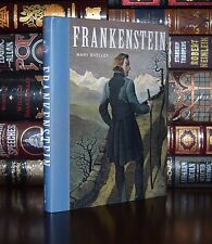 Frankenstein by Mary Shelley Unabridged Illustrated New Hardcover Gift Edition