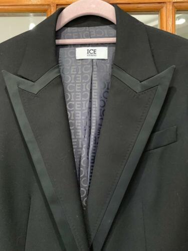 Jacket Tuxedo Black Iceberg 40 Taille Ice Anq8t6vwxW