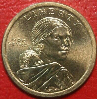 Condition 2013 Sacagewea US Dollar Coin D in BRILLIANT UNCIRCULATED BU