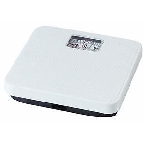 300# white Bath / bathroom scale, analog