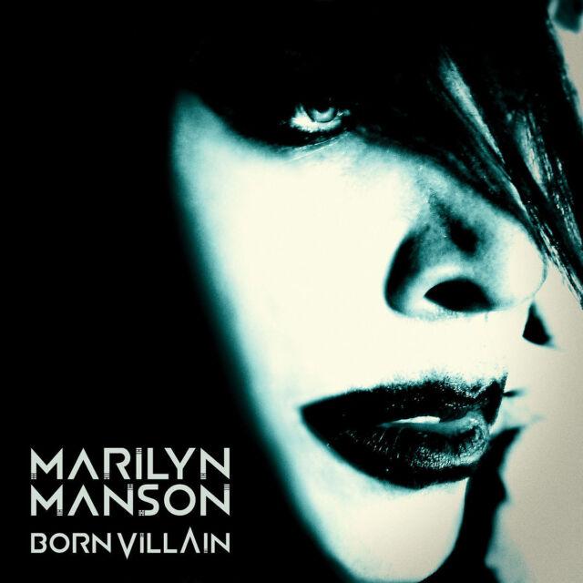 MARILYN MANSON - Born Villain, 1 Audio-CD