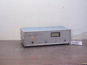 SCD-ARS-05-40-10-LINEAR-AMPLIFIER-1-to-50MHz-Gain-40dB-H491