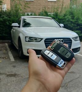 Audi key programming spare key and all lost